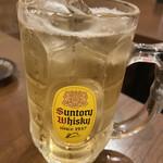 鳥道場 - ドリンク写真: