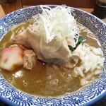らー麺土俵 鶴嶺峰 - 料理写真:鶴嶺峰らー麺 750円