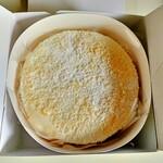 ホテルオークラベーカリー&カフェ - 料理写真:ホテルオークラドゥーブルフロマージュ 1,296円
