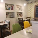 CAFE AFF - 内観