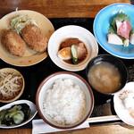 旬菜 青山 - A定食