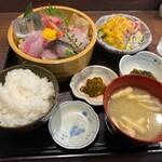 米酒場そう - 刺身定食