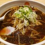 あさひ町内会 - 料理写真:醤油ラーメン850円+大盛100円!