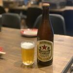大阪焼肉HANABI - ドリンク写真: