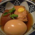 黒船屋 - 豚角煮@630円