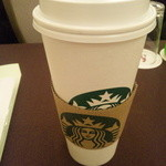 スターバックス・コーヒー - ドリップコーヒーベンティー・420円