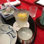 天冨良 天甲 - パイナップル酒