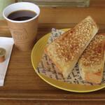 タリア コーヒー ロースター - 料理写真:
