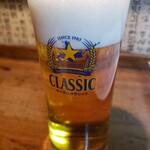 コサリ - ビール