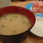 寿司虎 - 貝汁小