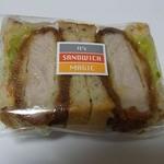 イッツサンドイッチマジック - 三元豚の厚切りカツサンド