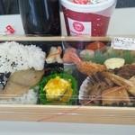 ほっともっと - 料理写真:幕の内弁当 松
