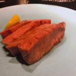 焼肉トラジ - ♦︎特選厚切りタン塩 ¥3,960