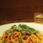 バラッカ - 料理写真:ランチパスタ