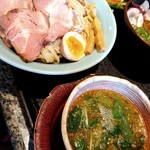 133976061 - 濃厚魚介つけ麺スペシャル・肉増し