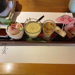 日本料理 戸たに - 八寸