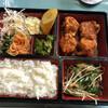 一番館 - 料理写真:唐揚げ定食