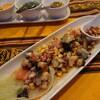 南米ペルー料理 Misky - 料理写真:さざえと野菜のマリネサラダ
