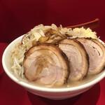 ねじれ麺 豪傑 - 料理写真: