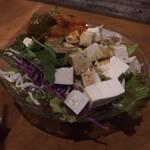 花海棠 - サラダ