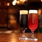 ビアホール ベアレンヴァルト - 随時銘柄が変わるクラフトビールも!