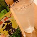 瑚庵 - 八重椿ボトル \2,600-