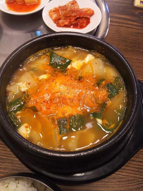 韓国風焼肉BBQ 暗証番号肉肉の料理の写真