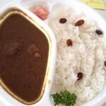 133995512 - くぐつ草カレー(ライス付き)¥1100(込)
