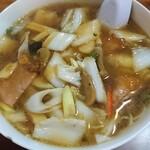 満洲飯店 - 広東麺