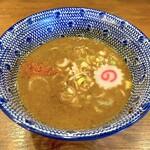 俺の麺 春道 - つけ麺のつけ汁