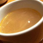 コンシールカフェ ミヤマスザカ - スープ
