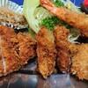 とんかつ松島 - 料理写真:ミックス定食