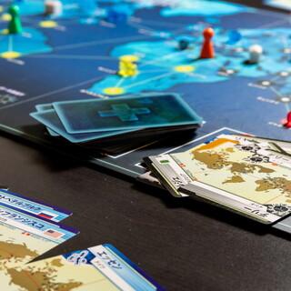 世界中のボードゲームが遊び放題!