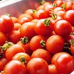 シャンブルドット ハナ - ランチタイム【シンディ】トマトの食べ放題♪