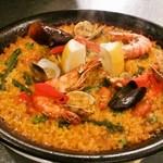 バルエルバルコ - 一番人気☆バレンシア風パエリヤ
