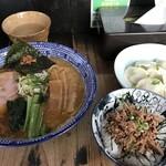 麺屋 五鉄 - 料理写真:料理