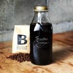 ブルックリン食堂 - 珈琲焼酎。厳選に厳選したコーヒー豆を焼酎で抽出しました。
