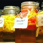 ブルックリン食堂 - 季節のフルーツをふんだんに使った『自家製フルーツビネガー』