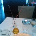 レストラン サンパウ - オリーブオイルたっぷりガうれしい