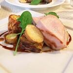 キュイジーヌ ペリ亭 - 料理写真:豚ロースのロティ