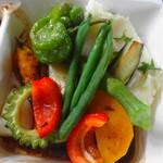 ウィウィ - 温野菜盛り合わせ
