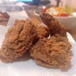 bb.qオリーブチキンカフェ - オリーブチキン