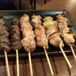 鳥道場 - 料理写真: