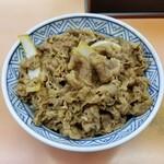 三河家 - 牛丼(大)