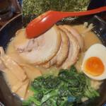 らーめん 麺GO家 - チャーシュートッピング