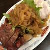 香蘭 - 料理写真:冷菜3種