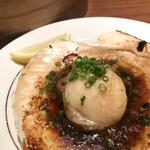 魚マルシェ - ホタテバター