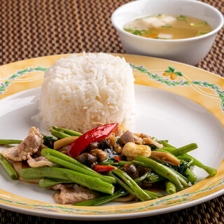 【毎月のオススメ】空心菜と豚肉炒めセット