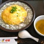13404191 - ふわふわ天津飯・しお味(820円)