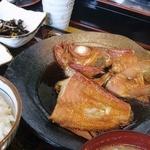 魚処にしけん - 金目の煮付定食:1,650円
